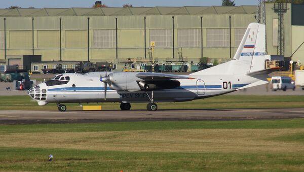 An-30B - Sputnik Česká republika