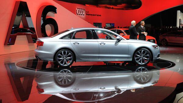 Audi A6 - Sputnik Česká republika