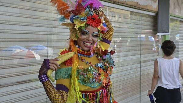 Rio de Janeiro: legendární brazilský karneval - Sputnik Česká republika