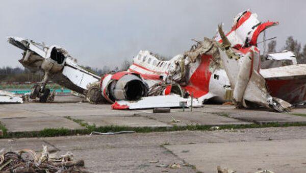 Katastrofa polského vládního letadla - Sputnik Česká republika