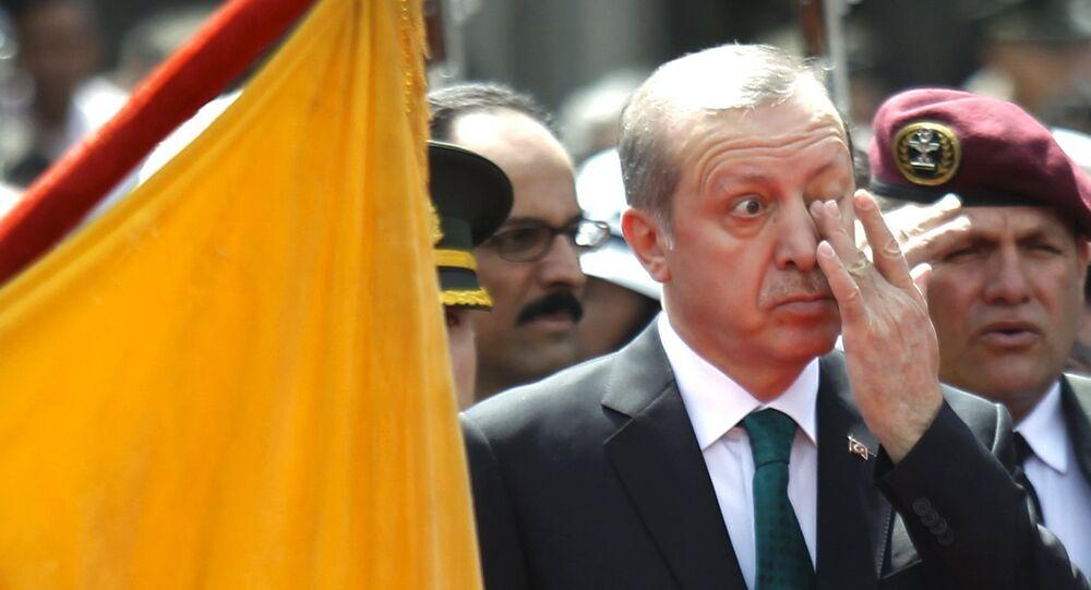 Turecký prezident Tayyip Erdogan v Ecvádoru, 4. února 2016