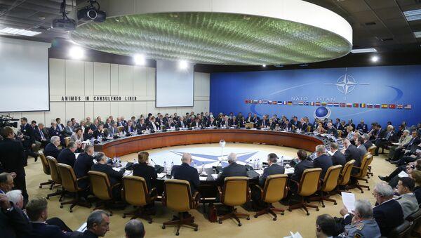 Rada Rusko - NATO - Sputnik Česká republika