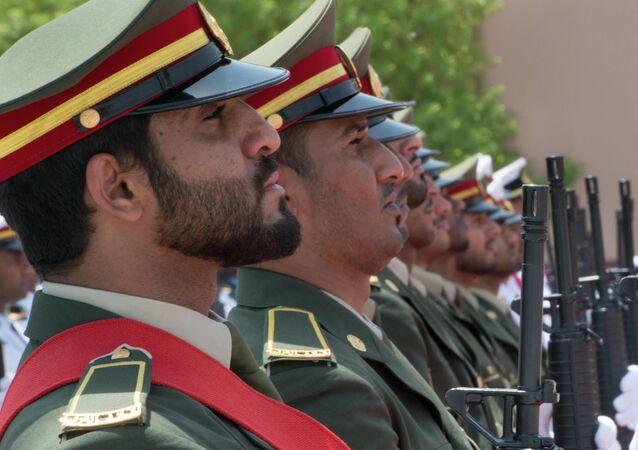 Vojáci z OAE