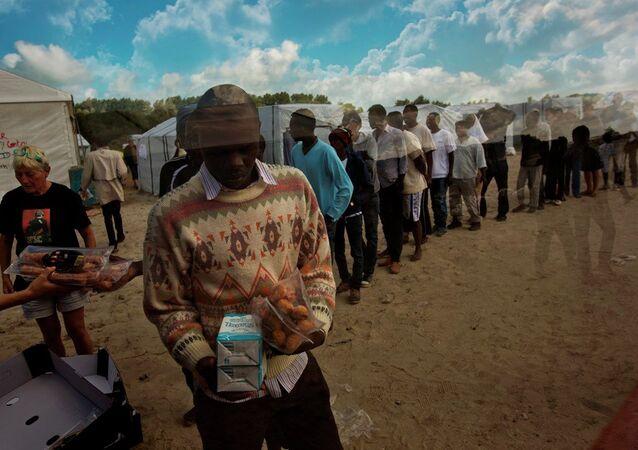 Migranti ve Francii