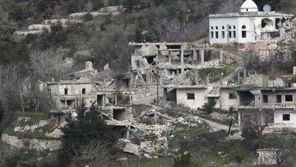 Obec Rabia v Sýrii - Sputnik Česká republika