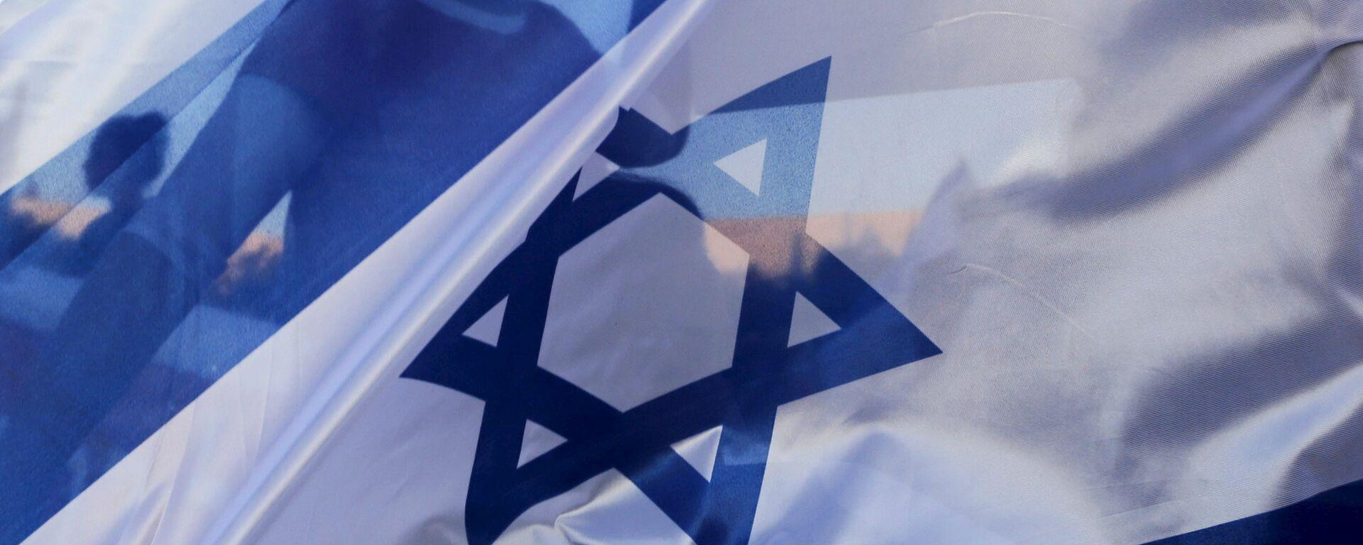 Izraelská vlajka - Sputnik Česká republika, 1920, 13.05.2021