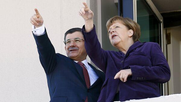 Německo uzavřelo svá diplomatická zastupitelství v Ankaře a Istanbulu kvůli možnému útoku - Sputnik Česká republika