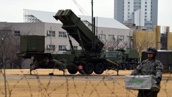 Systém Patriot v Tokiu - Sputnik Česká republika