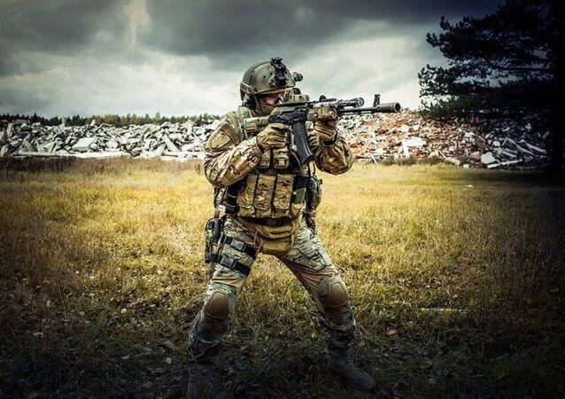 Prezentace produkce firmy Kalashnikov USA