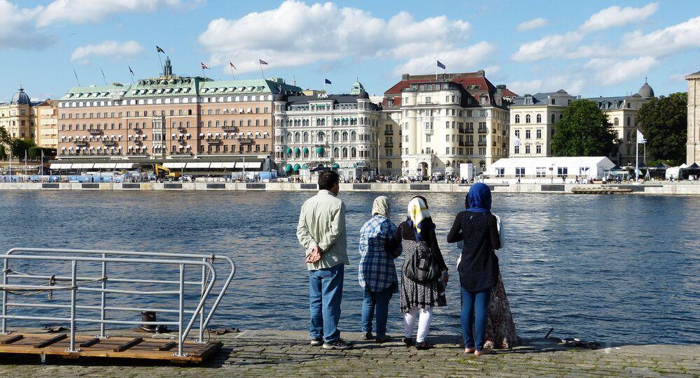 Muslimové ve Švédsku