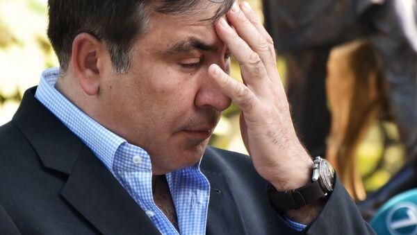 Mikhaïl Saakachvili - Sputnik Česká republika