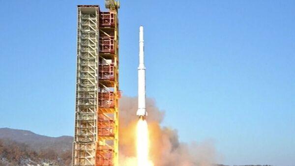 Raketa KLDR - Sputnik Česká republika