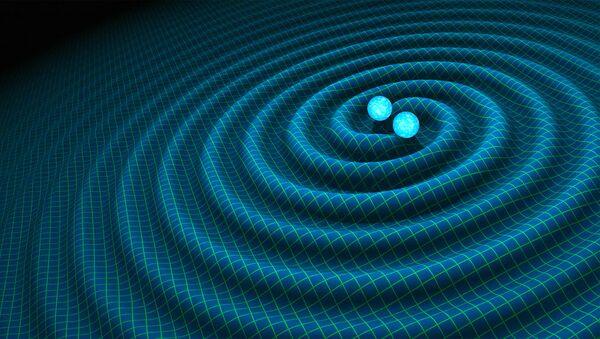 Gravitační vlny - Sputnik Česká republika