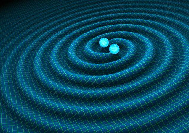 Gravitační vlny