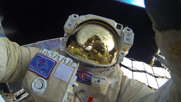 Výstup ruských kosmonautů do volného kosmu - Sputnik Česká republika