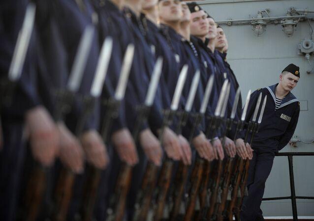 Ruští námořníci