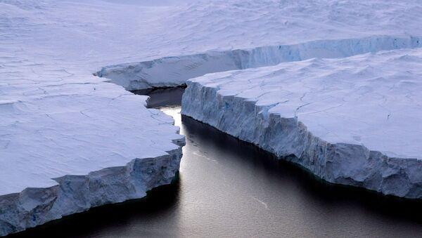 Ledovce – jedna z nejúchvatnějších pozoruhodností Antarktidy - Sputnik Česká republika