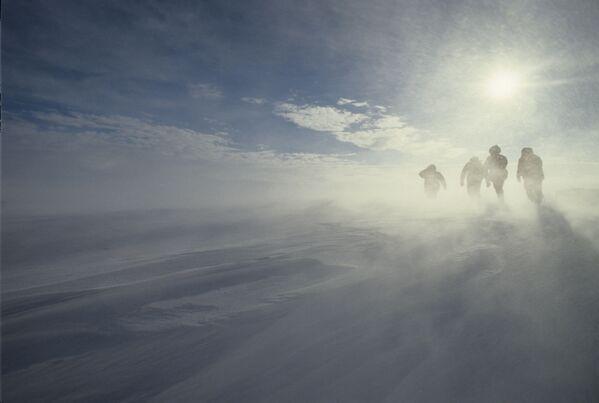 Antarktida, kraj tučňáků a nekonečného ledu - Sputnik Česká republika
