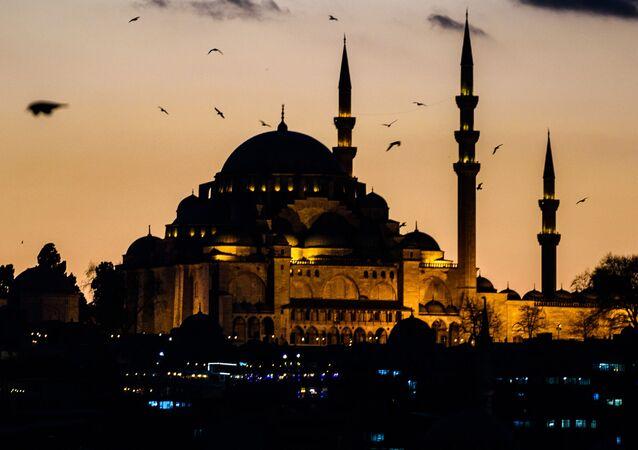 Istanbul. Ilustrační foto