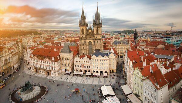 Pohled na Prahu - Sputnik Česká republika