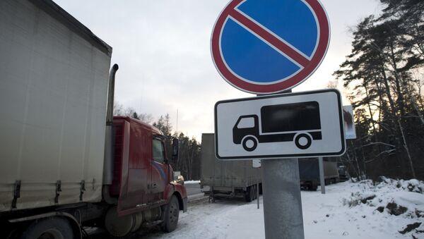 Kamiony - Sputnik Česká republika