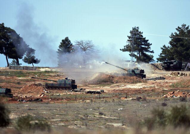 Turecké dělostřelectvo