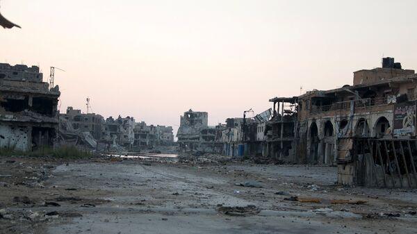 Benghází, Libye - Sputnik Česká republika