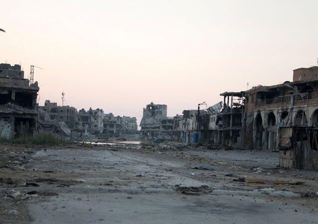 Benghází, Libye
