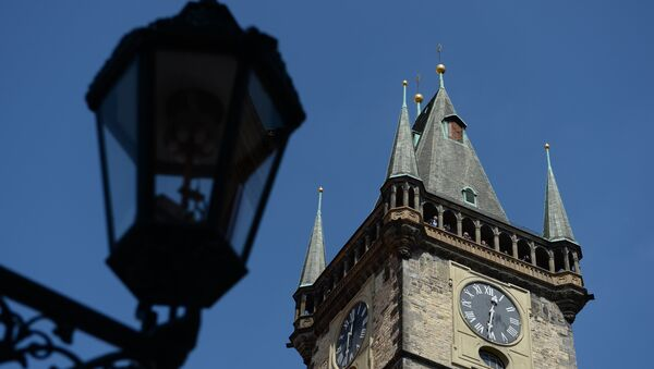 Praha, Staroměstské náměstí - Sputnik Česká republika