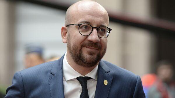 Charles Michel - Sputnik Česká republika