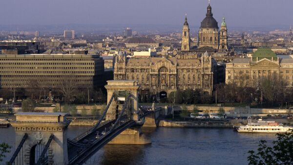 Pohled na město Budapešť - Sputnik Česká republika