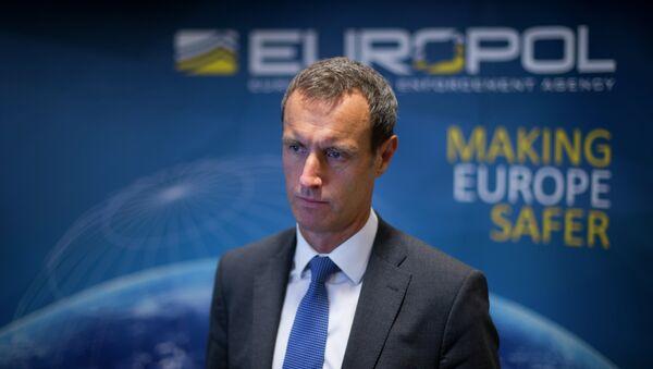 Rob Wainwright - Sputnik Česká republika