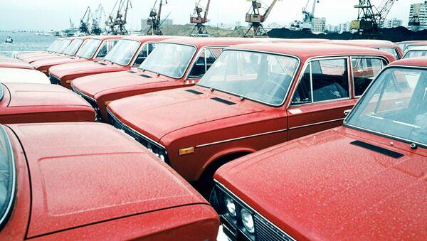 Vládci silnic Sovětského svazu - Sputnik Česká republika