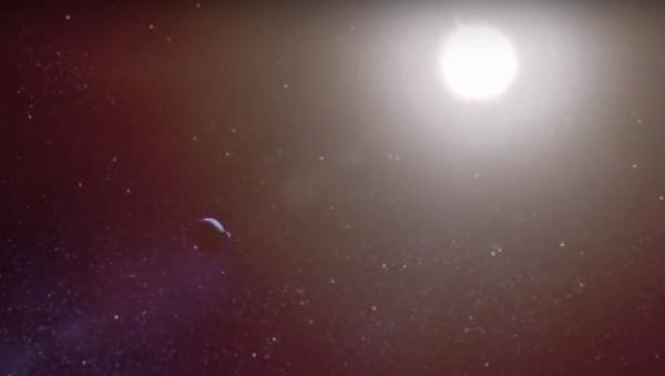 Píseň vesmíru - Sputnik Česká republika