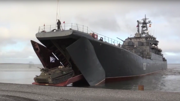 Den obránců vlasti: Námořní flotila - Sputnik Česká republika
