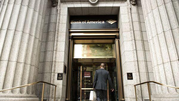 Budova Bank of America ve Washingtonu - Sputnik Česká republika