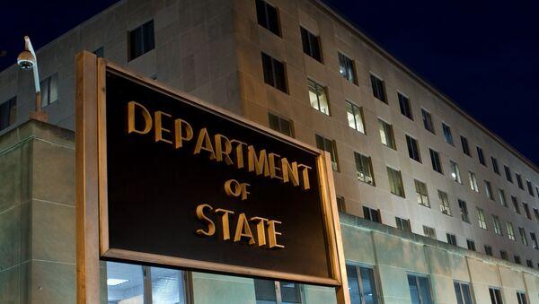 Ministerstvo zahraničí USA - Sputnik Česká republika