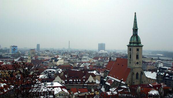 Bratislavva - Sputnik Česká republika