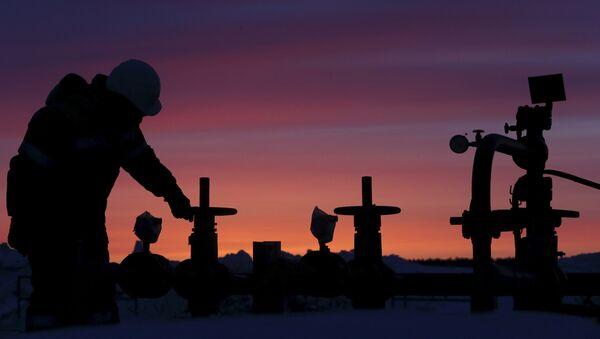 Těžba ropy - Sputnik Česká republika