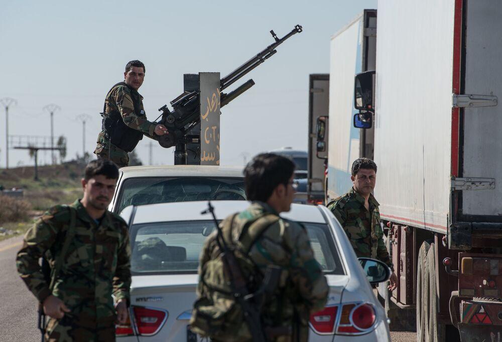 Syrské příměří: ti, kdo odmítli bojovat proti oficiálnímu Damašku
