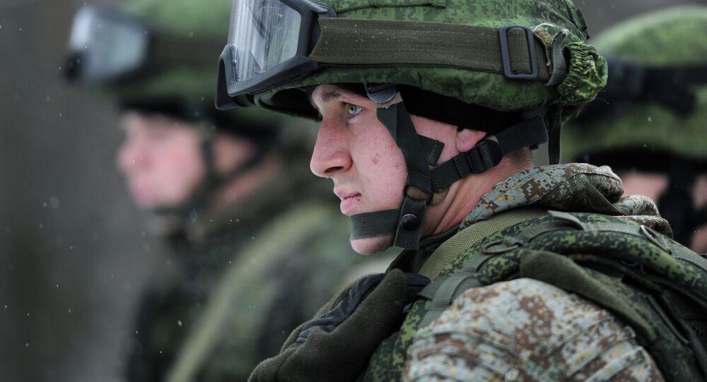 Vojáci. Ilustrační foto