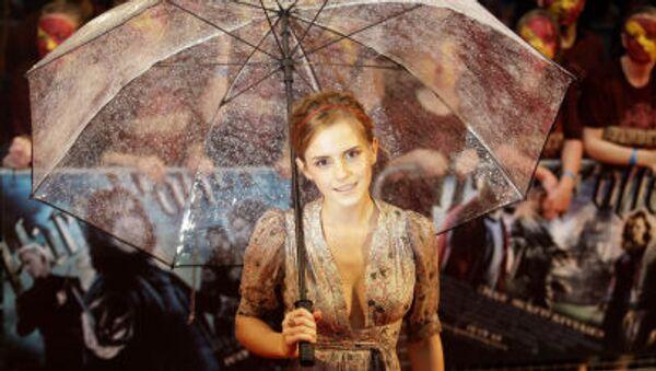 Britská herečka Emma Watsonová - Sputnik Česká republika