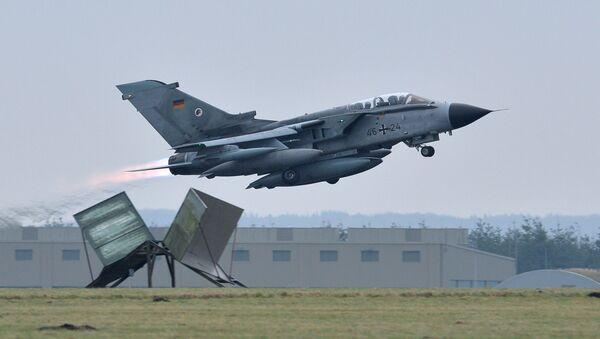 Německá stíhačka Tornado - Sputnik Česká republika