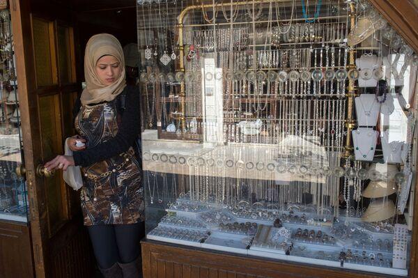 V ulicích Damašku - Sputnik Česká republika