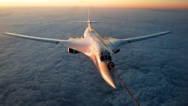 Strategischer Langstreckenbomber Tu-160 - Sputnik Česká republika