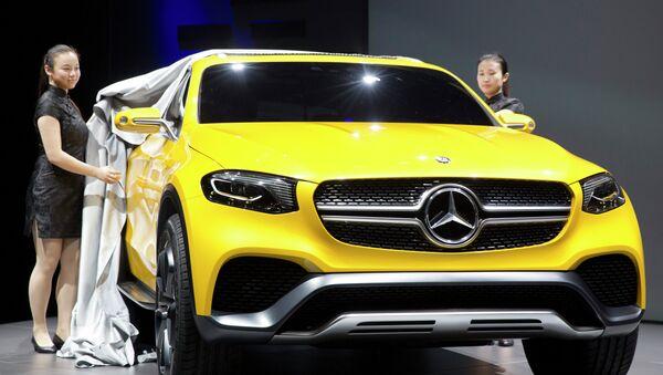 Mercedes-Benz - Sputnik Česká republika