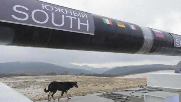 Jižní proud - Sputnik Česká republika