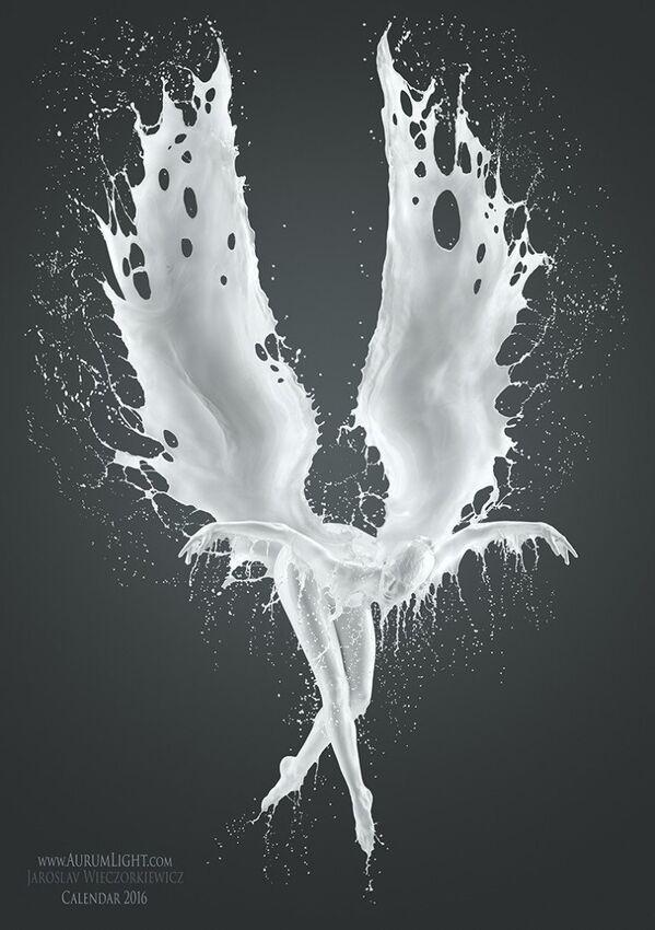 Padlí andělé: Strhující óda těm, kdo trpí - Sputnik Česká republika