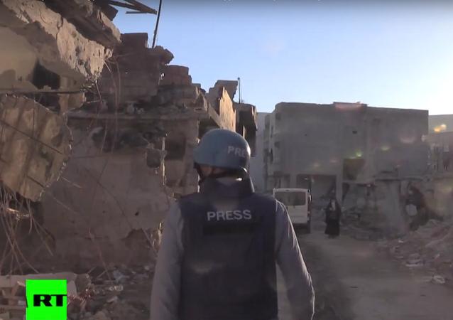 Hrůzné následky operace turecké armády v Cizre