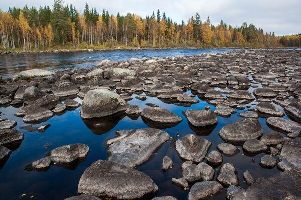 Přírodní rezervace Ruska - Sputnik Česká republika